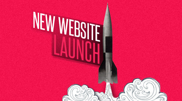It's official... We've launched our brand new site today!